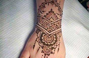 best henna tattoos
