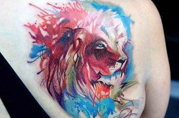Best Tattoos Lion