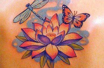 Best Lotus Flower Tattoo Ideas