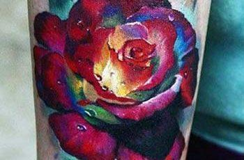 Best Rose Tattoos for Women