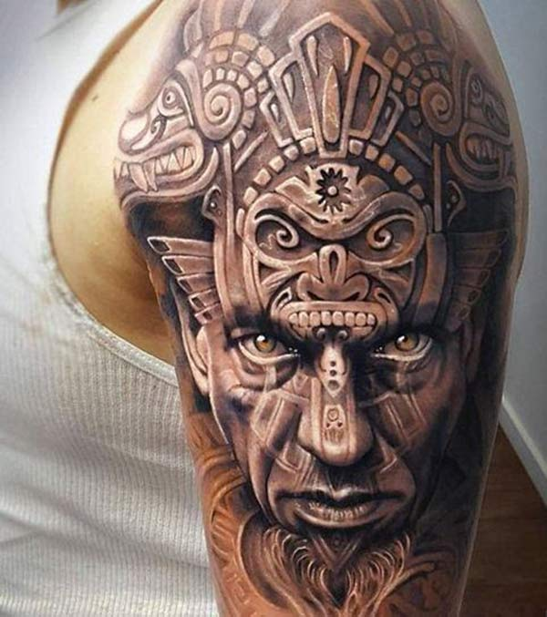 Half sleeve tattoos for men tattoos art ideas for Ideas for half sleeve tattoos for men
