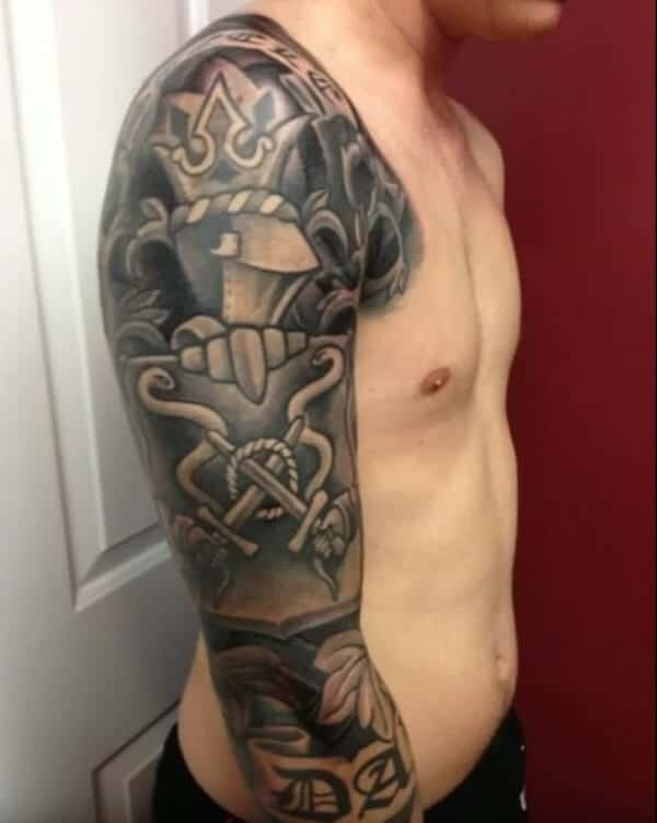 Spectacular sleeve tattoo ideas for Men