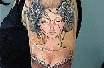 Japanese Tattoos for Girl