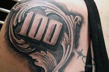 Money Tattoo Designs for Women